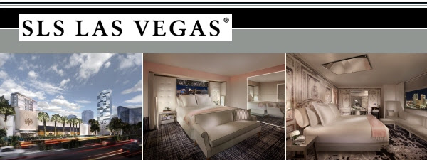 SLS Las Vegas Hotel Group Rates